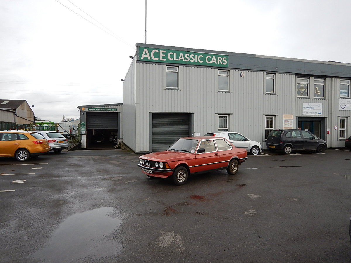 1982 BMW 316 E21 Two Door Saloon ~ Genuine Barn Find SOLD (picture 6 of 6)