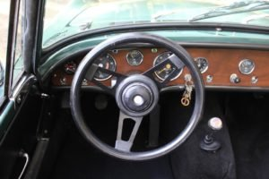 1967 Sunbeam Alpine = Go Clean Green(~)Black LHD $24.9k  For Sale (picture 5 of 6)