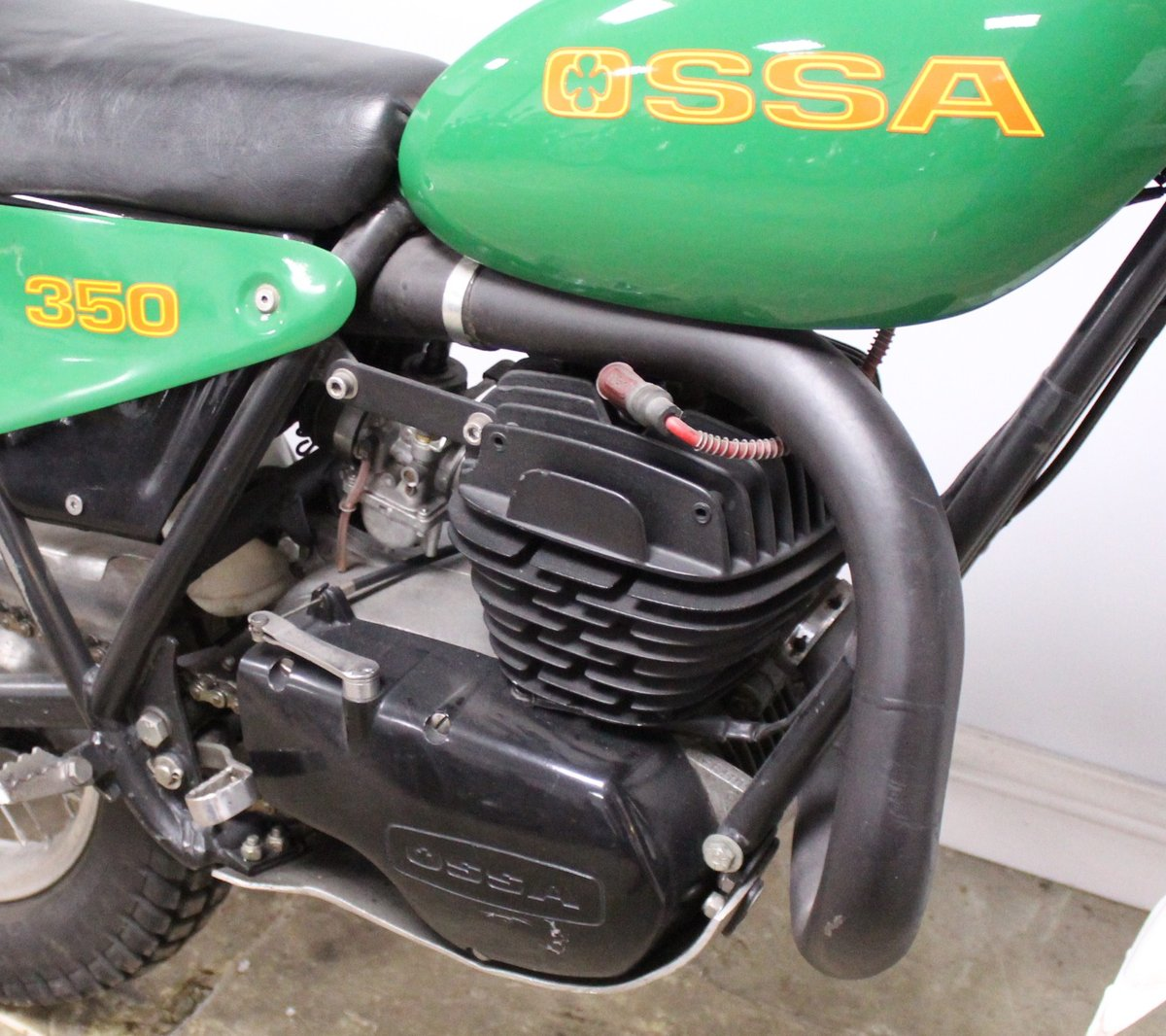 c1979 OSSA TR77 350 cc Two Stroke Trials Bike (Twin Shock) SOLD (picture 2 of 6)