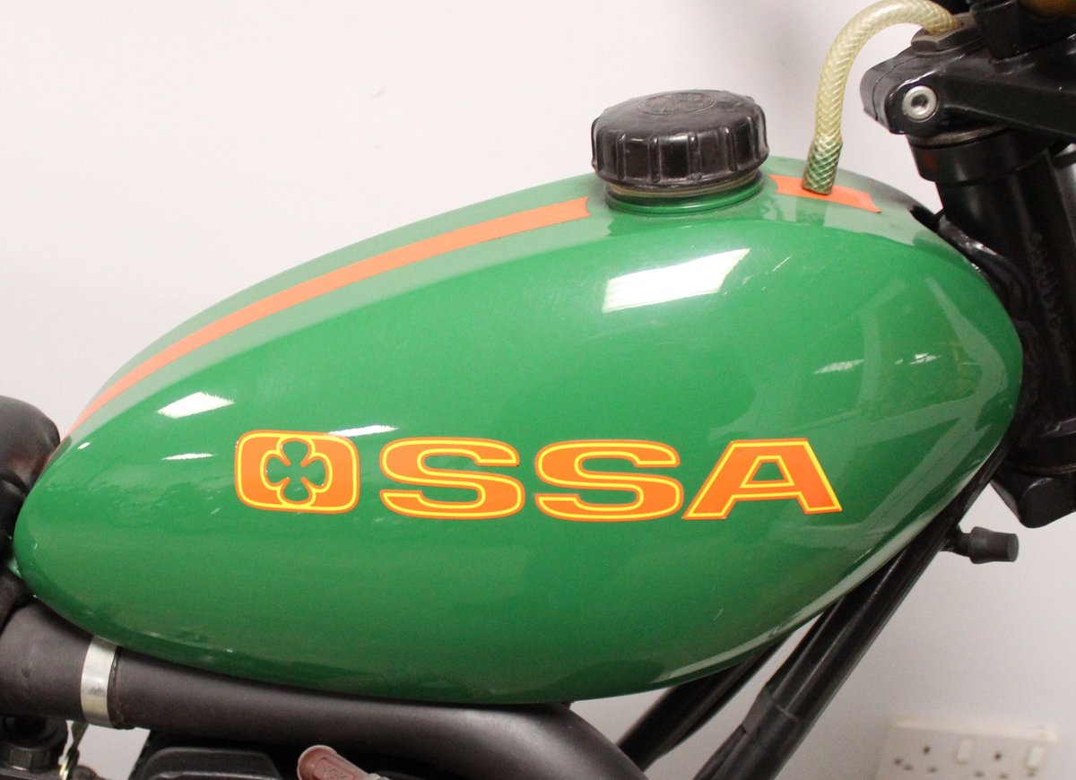 c1979 OSSA TR77 350 cc Two Stroke Trials Bike (Twin Shock) SOLD (picture 3 of 6)
