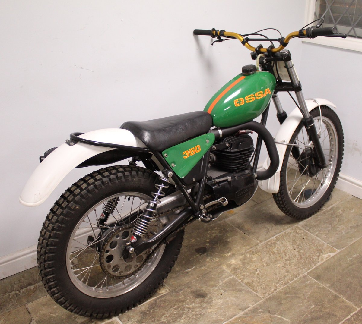 c1979 OSSA TR77 350 cc Two Stroke Trials Bike (Twin Shock) SOLD (picture 4 of 6)