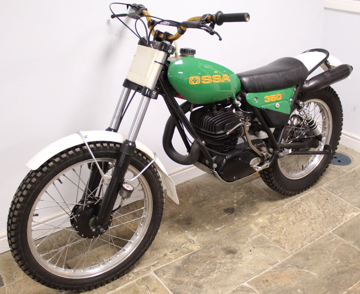 c1979 OSSA TR77 350 cc Two Stroke Trials Bike (Twin Shock) SOLD (picture 6 of 6)