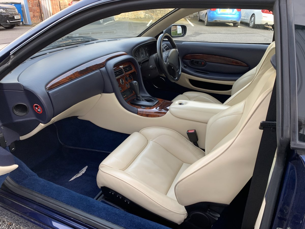 2001 ASTON MARTIN DB7 VANTAGE For Sale (picture 6 of 6)