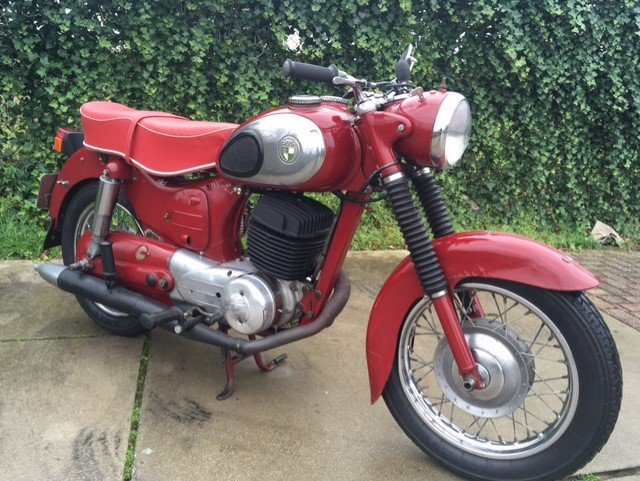 PUCH SG250 - SG420 1959 For Sale (picture 1 of 6)