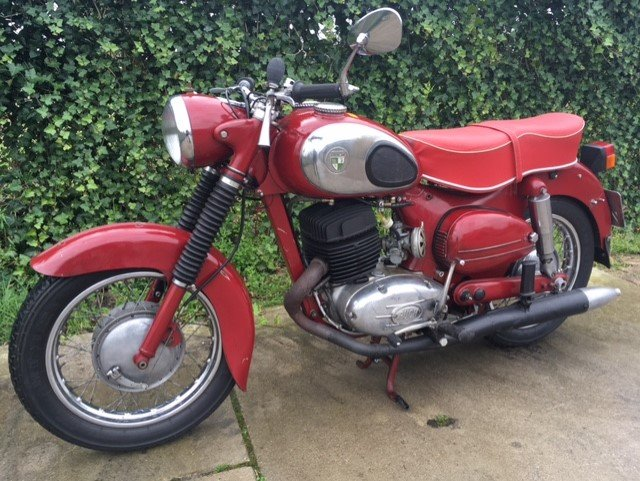PUCH SG250 - SG420 1959 For Sale (picture 2 of 6)