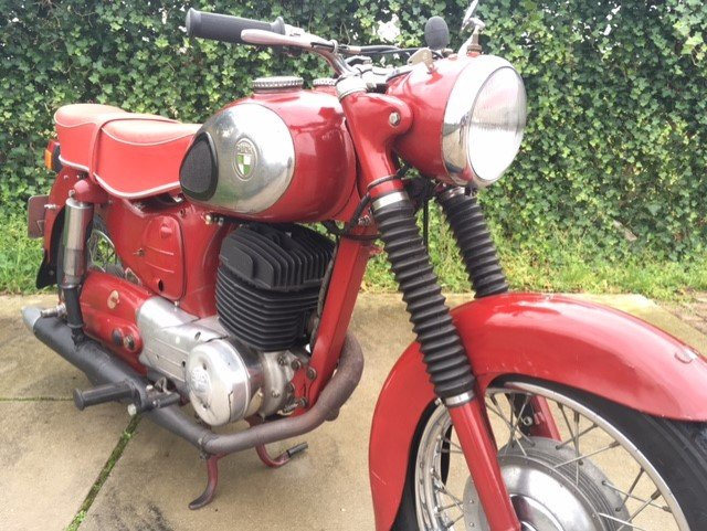 PUCH SG250 - SG420 1959 For Sale (picture 6 of 6)