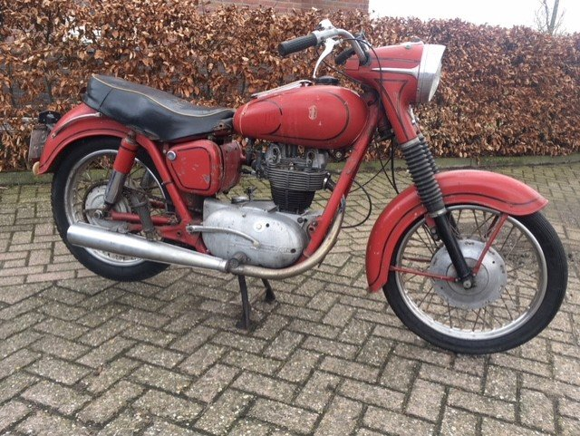 JUNAK M10 350 OHV 1963 For Sale (picture 1 of 6)