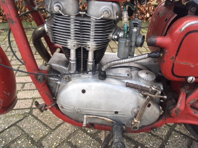 JUNAK M10 350 OHV 1963 For Sale (picture 4 of 6)