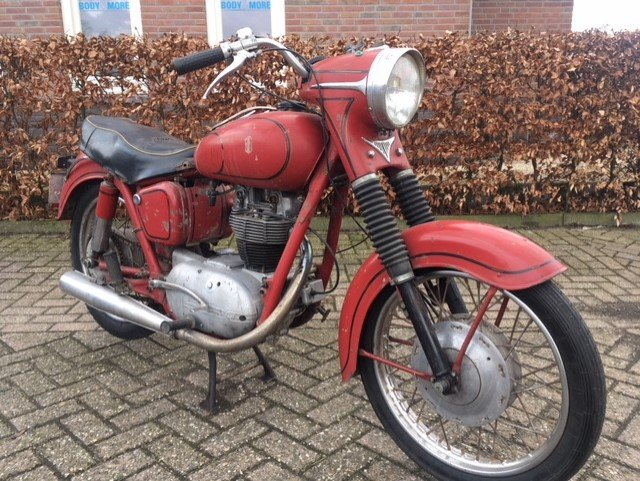 JUNAK M10 350 OHV 1963 For Sale (picture 6 of 6)