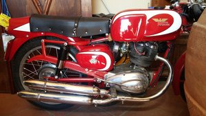 1959 Moto Morini 175 Tressette Sprint low mileage For Sale
