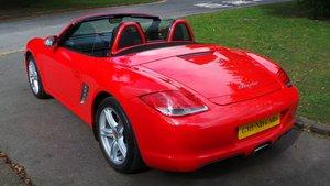 2011 Porsche Boxster 2.9 SOLD