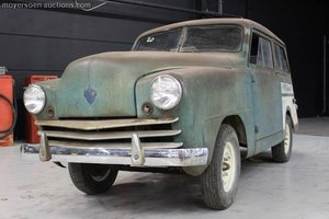 1951 CROSLEY Wagon For Sale by Auction