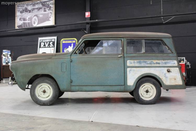 1951 CROSLEY Wagon For Sale by Auction (picture 2 of 4)