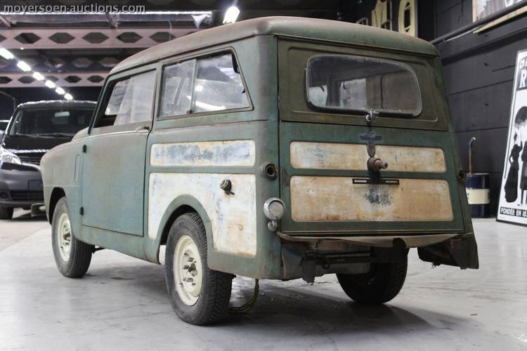 1951 CROSLEY Wagon For Sale by Auction (picture 3 of 4)