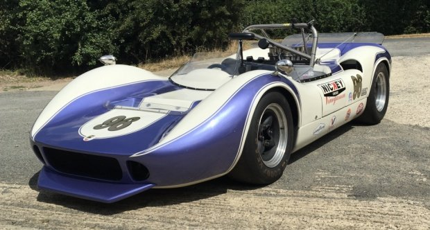 1966 McLaren M1B For Sale (picture 1 of 5)