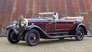 1926 HISPANO-SUIZA H6B DOUBLE-PHAËTON BY MILLION-GUIET For Sale