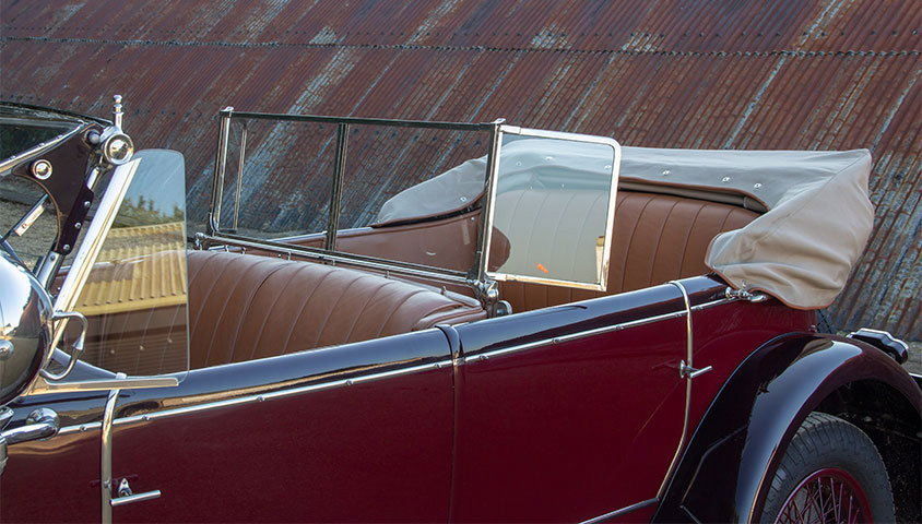 1926 HISPANO-SUIZA H6B DOUBLE-PHAËTON BY MILLION-GUIET For Sale (picture 5 of 6)
