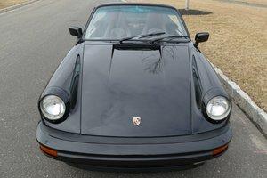 1985 Porsche 911 Carrera Cabriolet with 38282 original miles For Sale