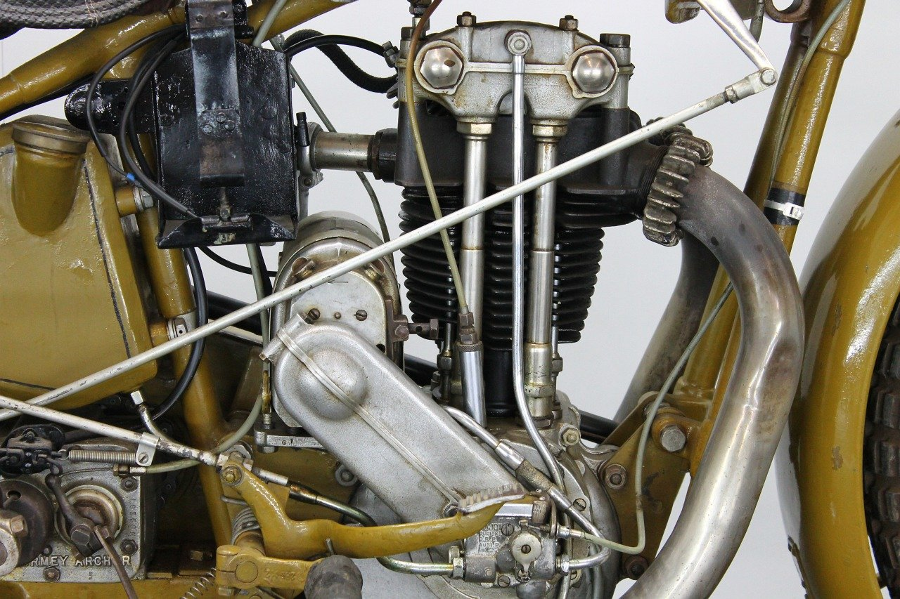Motosacoche Model 310 1928 350cc 1 cyl ohv For Sale (picture 5 of 6)