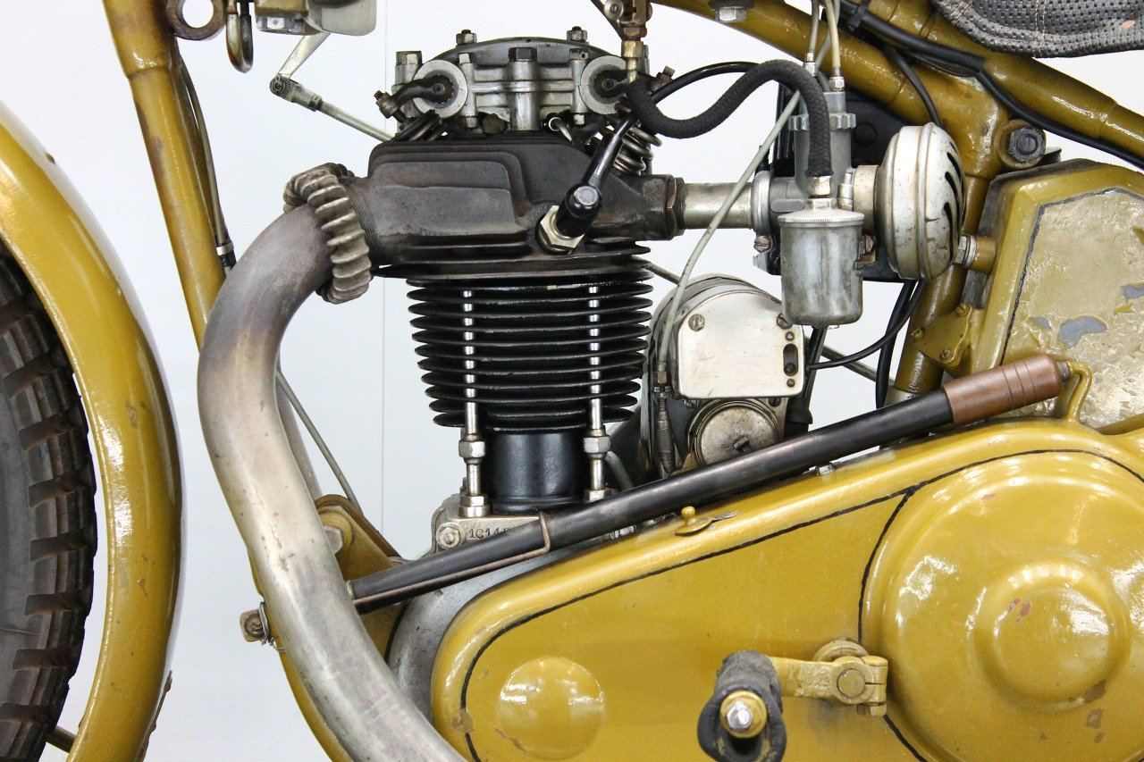 Motosacoche Model 310 1928 350cc 1 cyl ohv For Sale (picture 6 of 6)
