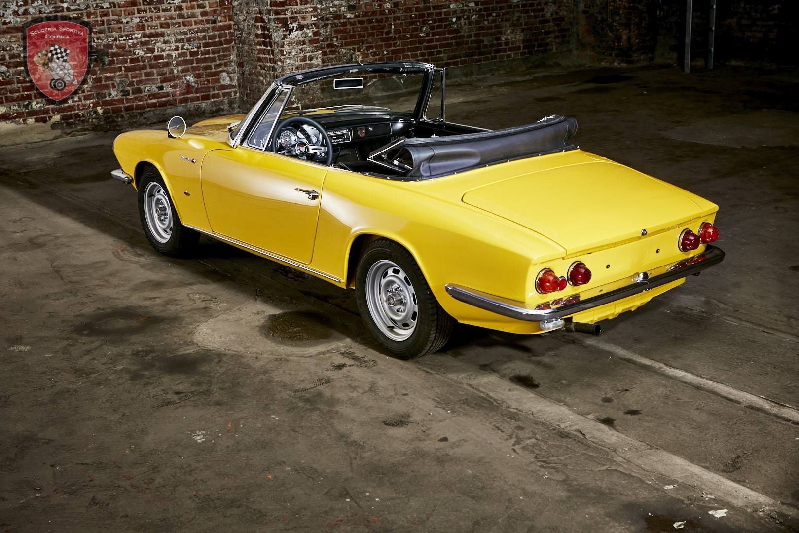 1966 GLAS GT 1700 cabriolet  For Sale (picture 2 of 6)