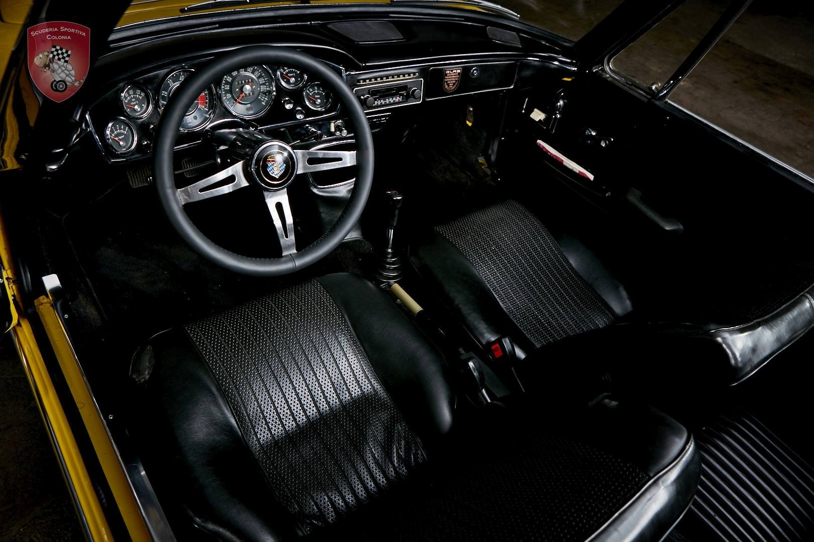 1966 GLAS GT 1700 cabriolet  For Sale (picture 4 of 6)