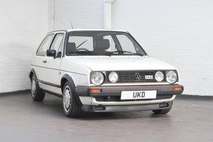 VW VOLKSWAGEN GOLF MK2 GTI 1.8 3DR WHITE 1985  For Sale