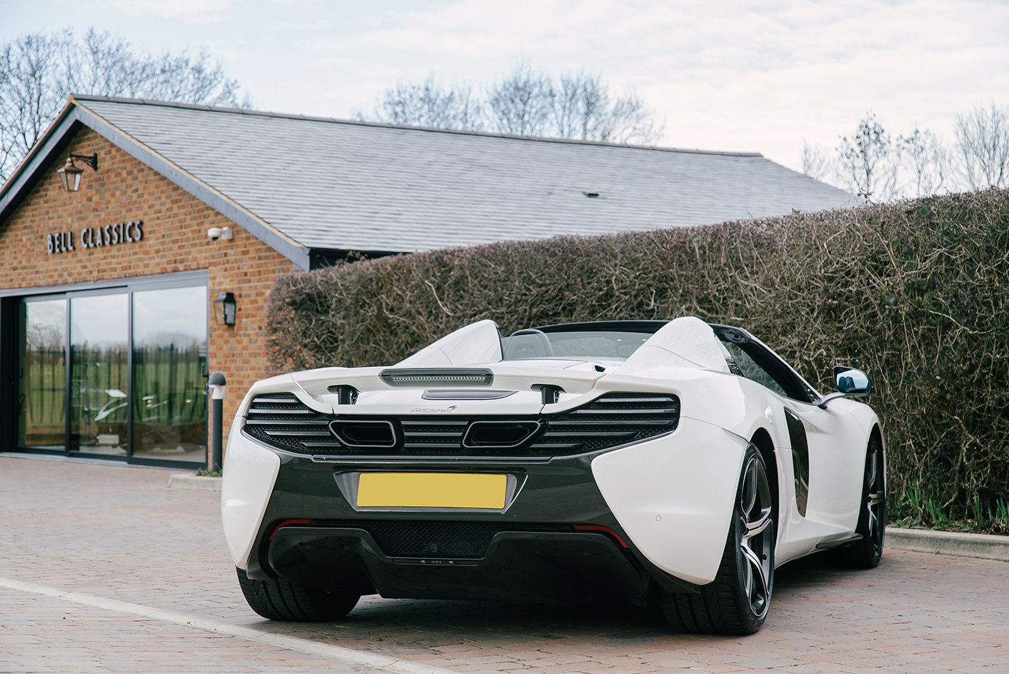 2015 McLaren 650 S ..Spider For Sale (picture 3 of 6)