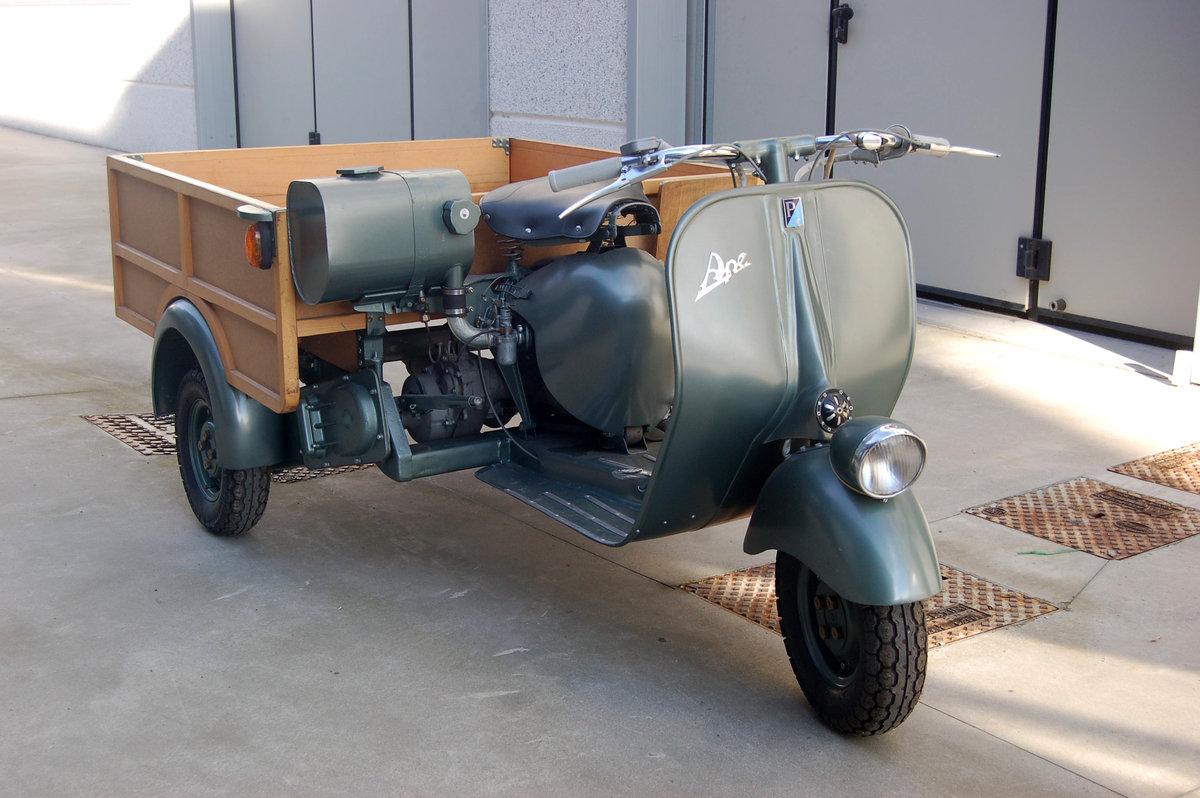 Piaggio Ape AB3 1953 For Sale (picture 1 of 6)