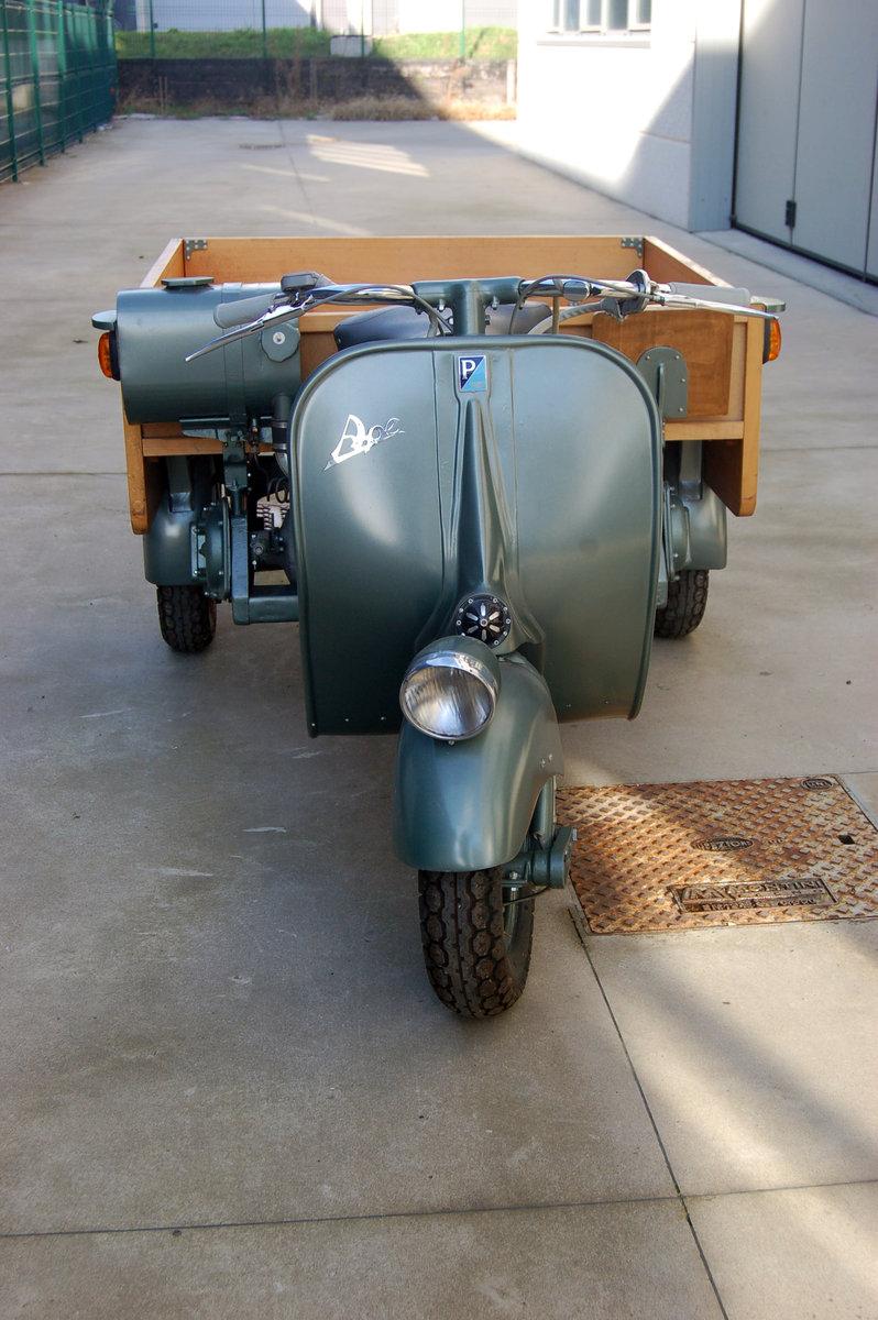 Piaggio Ape AB3 1953 For Sale (picture 3 of 6)