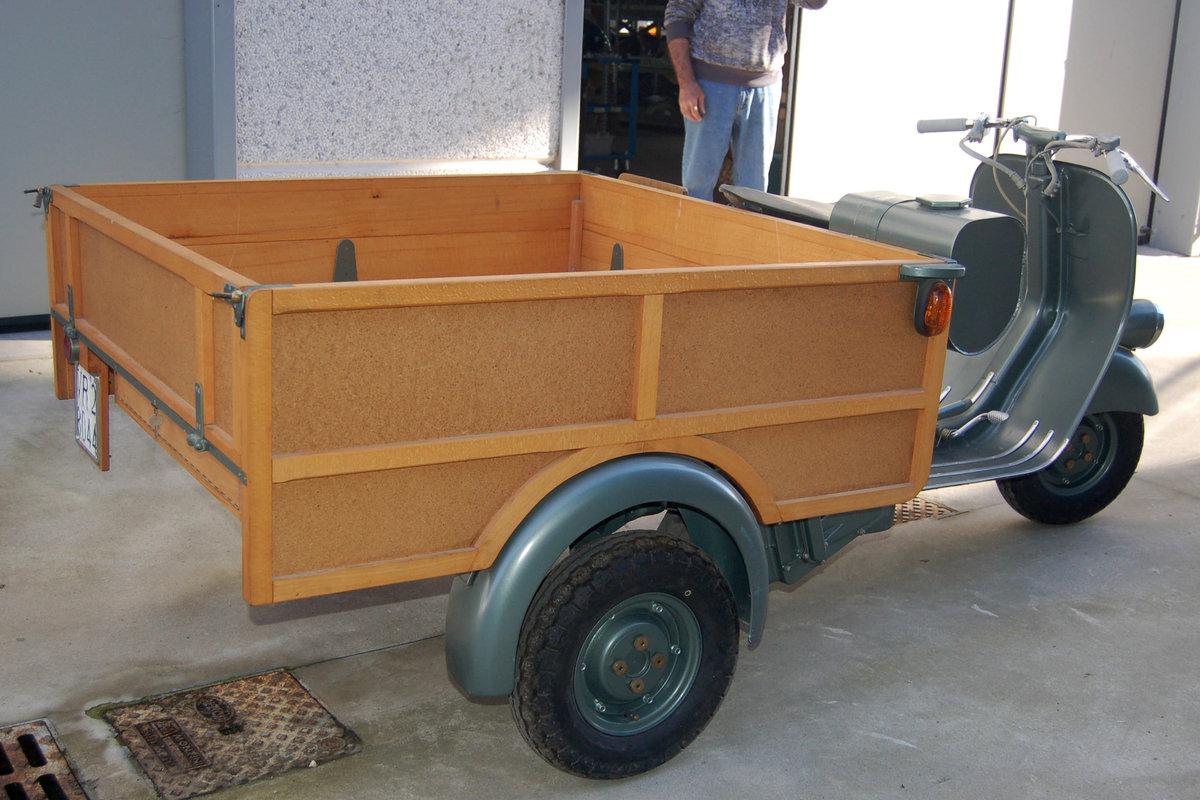 Piaggio Ape AB3 1953 For Sale (picture 5 of 6)