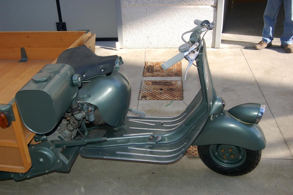 Piaggio Ape AB3 1953 For Sale (picture 6 of 6)