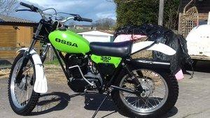 1977 Ossa Mar 350  For Sale