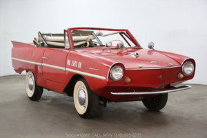 1963 Amphicar 770 Convertible For Sale