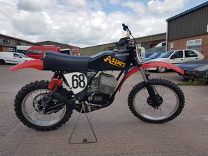 1975 Aspes 125 CR For Sale