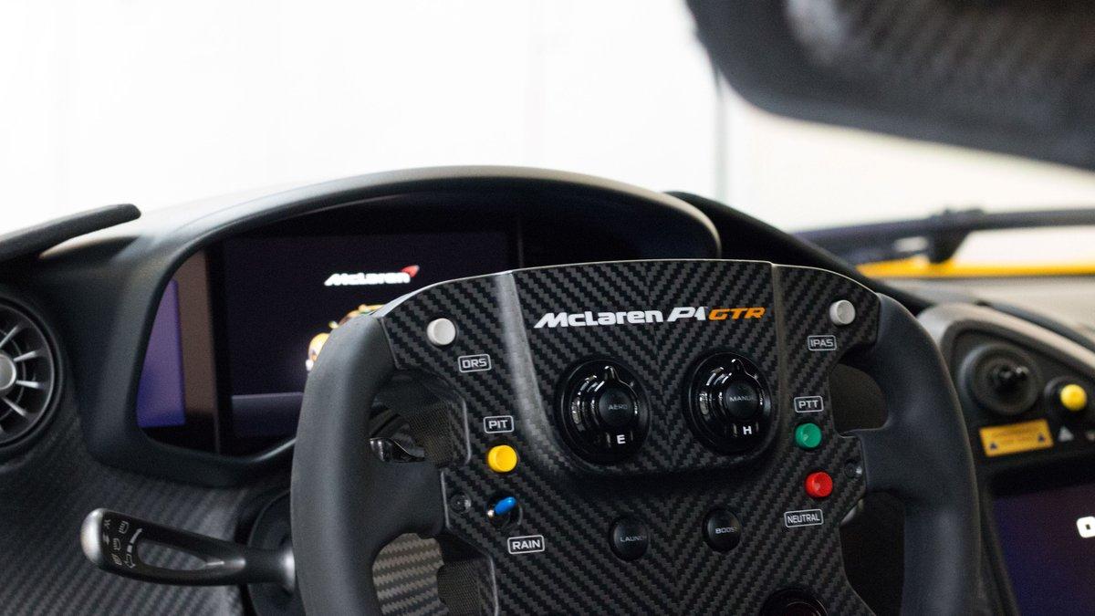 2015 McLaren P1 GTR - VAT Qualifying SOLD (picture 4 of 6)