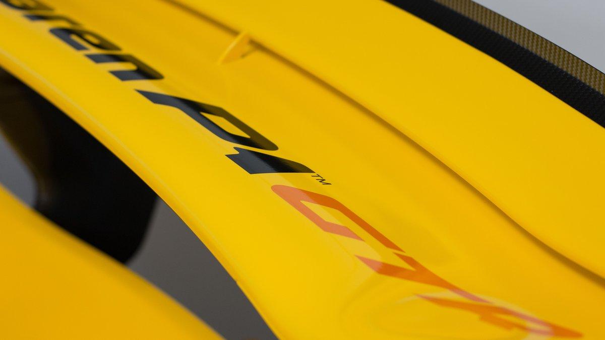 2015 McLaren P1 GTR - VAT Qualifying SOLD (picture 6 of 6)