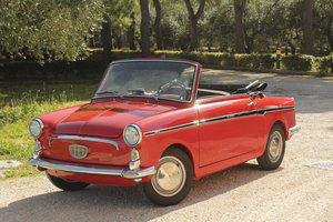 1966 Bianchina Cabriolet Third series For Sale