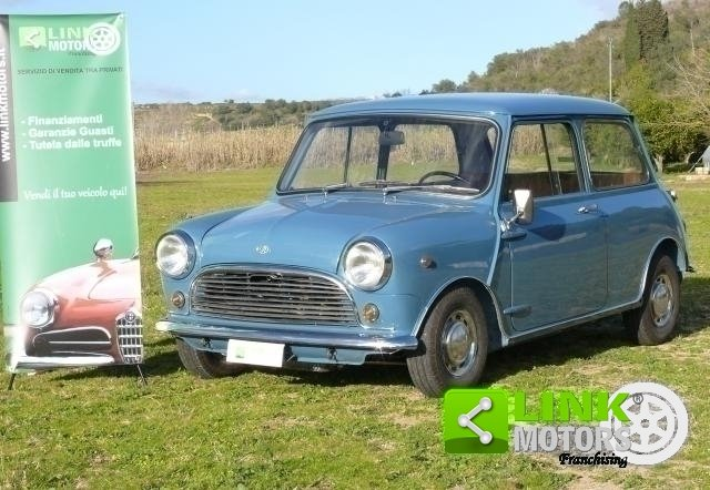 1967 Mini 850 MK1 Leva Lunga For Sale (picture 1 of 6)