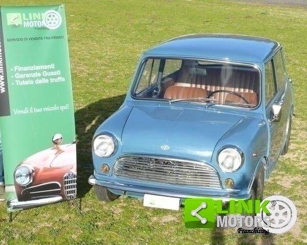1967 Mini 850 MK1 Leva Lunga For Sale (picture 2 of 6)