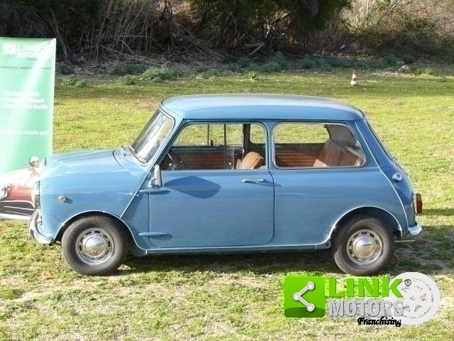 1967 Mini 850 MK1 Leva Lunga For Sale (picture 3 of 6)