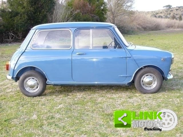 1967 Mini 850 MK1 Leva Lunga For Sale (picture 6 of 6)