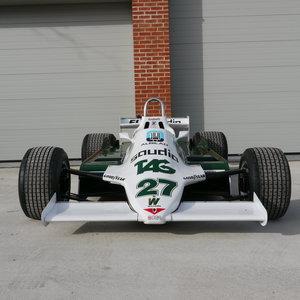 1981 Williams FW07