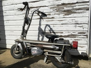1969 Classic folding mini moped garage find For Sale