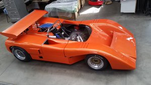Mclaren M8 Can Am interserie