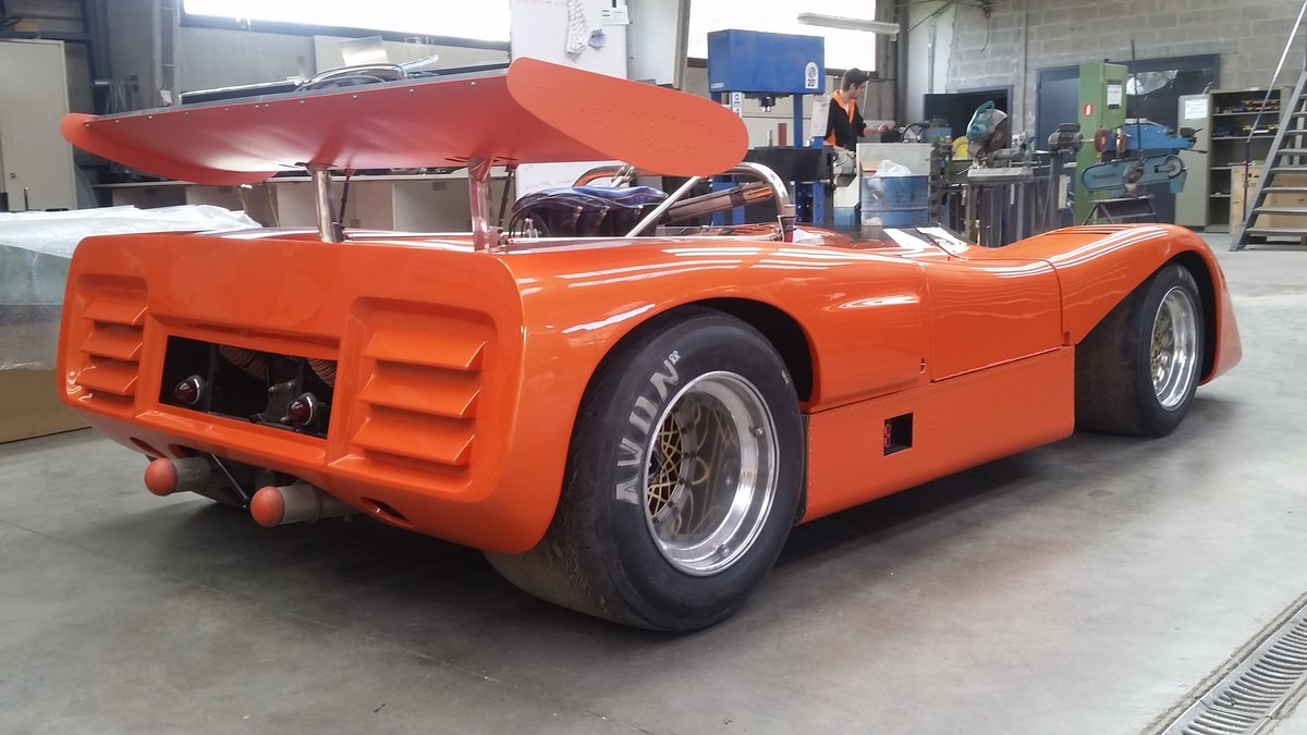 1971 Mclaren M8 Can Am interserie For Sale (picture 2 of 6)