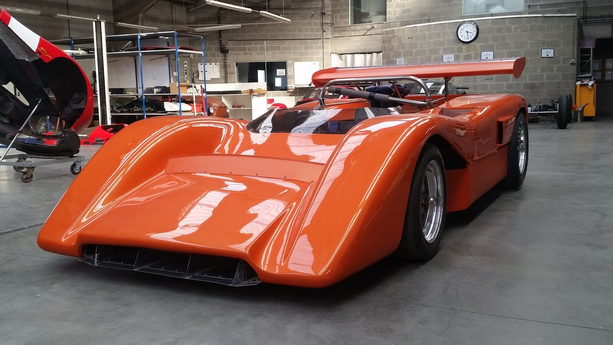 1971 Mclaren M8 Can Am interserie For Sale (picture 3 of 6)