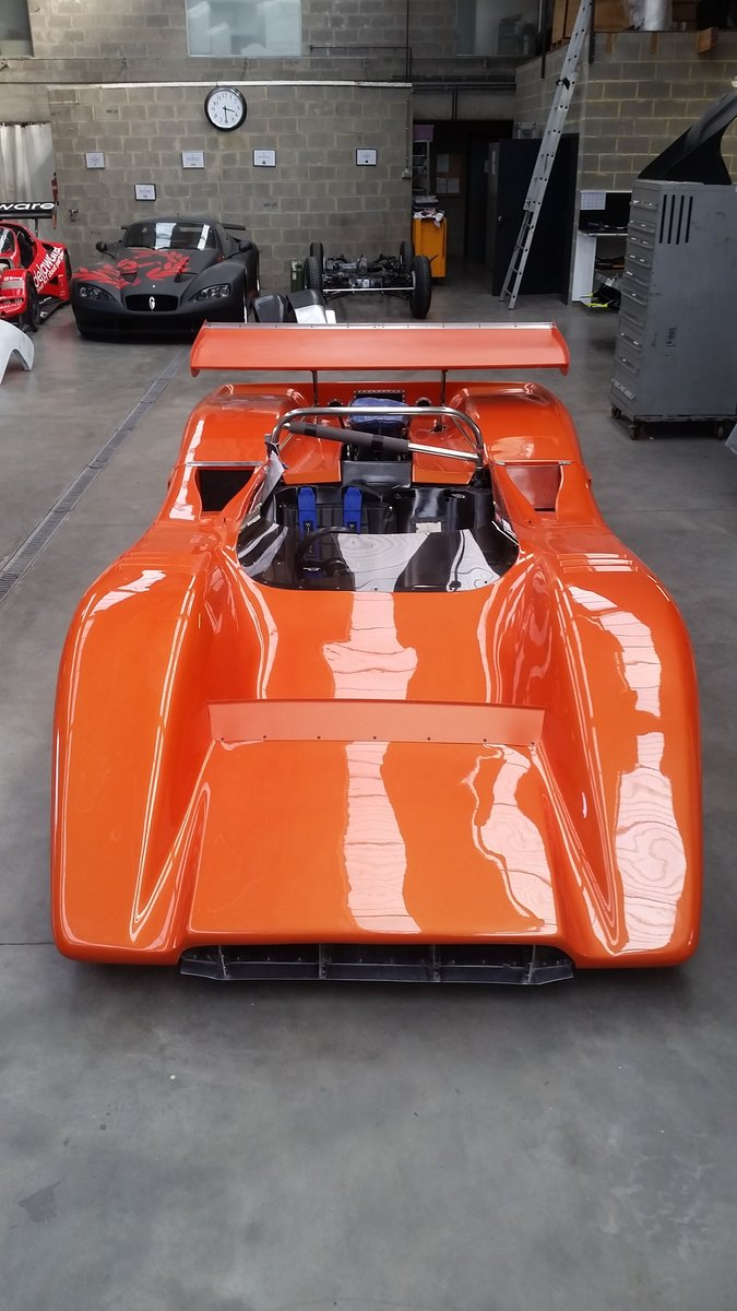 1971 Mclaren M8 Can Am interserie For Sale (picture 4 of 6)