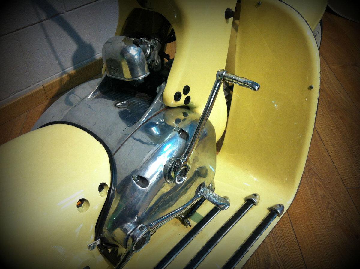 1955 RUMI FORMICHINO 125 TURISMO For Sale (picture 3 of 6)