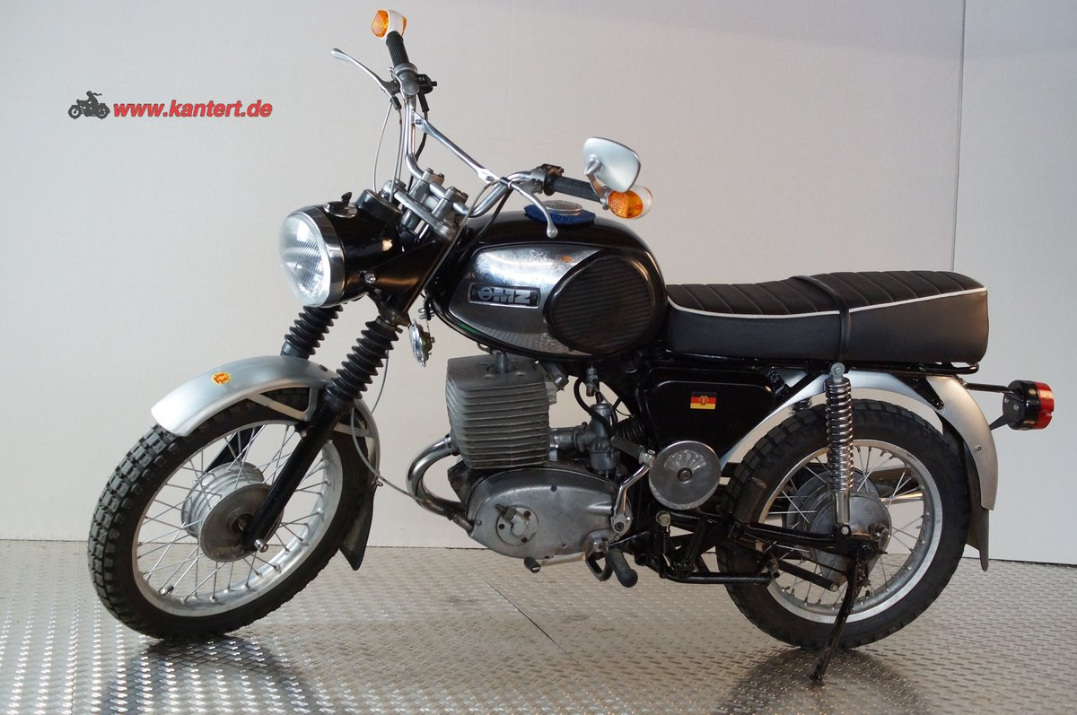 1976 MZ TS 250/1, 244 cc, 20 hp For Sale (picture 1 of 6)